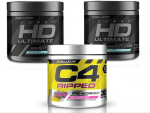 Cellucor Super HD Ultimate Powder + FREE C4 Ripped -  <span> $24.99EA</span>