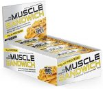 12/pk Muscle Foods Muscle Sandwich Bars - <span>$19.99 Shipped</span>