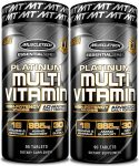 MuscleTech Platinum Multi Vitamin - <span> $8.99EA</span>