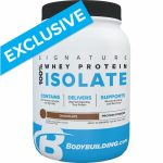 1.6LB Signature 100% Whey Isolate - <span>$15EA </span>