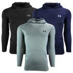Under Armour UA Velocity Hoodie - <span>$14.4EA</span> w/Proozy Coupon