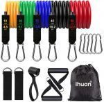 ihuan Resistance Bands - <span> $22.97</span>