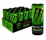 12 x MAXX Monster Super Dry Energy Drink - <span> $21.99 Shipped </span>