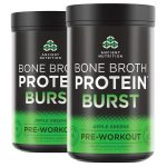 Ancient Nutrition Bone Broth Protein Pre workout - <span>$9.99EA </span>
