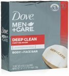 10-Pack Dove Men+Care Body and Face Bars -  <span> $10 Shipped</span> w/Coupon