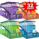 4 x 8pk Quest Protein Chips -<span> $39.99 </span>