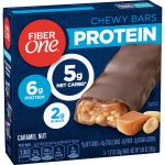 5ct Fiber One Protein Bars - <span> $2.5 Shipped</span> W/Coupon