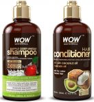 WOW Apple Cider Vinegar Shampoo - <span> $19 + Free Shipping</span>