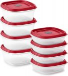 8pc Rubbermaid Food Storage Containers - <span> $16 Shipped</span>