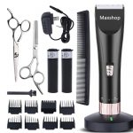 Maxshop Professional Hair Clippers - <span> $19.99 Shipped</span>