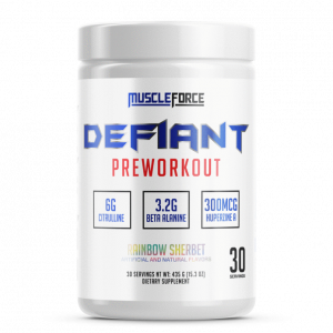 Muscle Force : Defiant Unleashed