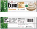 12/pk Julian Bakery Primal Thin Protein Bar -  <Span>$19.99 Shipped</span>