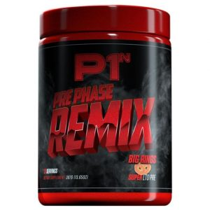 PHASE ONE NUTRITION : PrePhase Remix