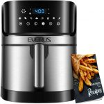 EVERUS Air Fryer Oven - <SPAN>$62.99 Shipped</SPAN>