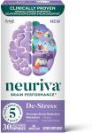 NEURIVA  Nootropic Brain Support - <span> $23.5 Shipped </span>