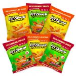 12/pk FITCRUNCH Protein Puffs - <span> $18.99 Shipped</span>