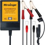 Automotive Smart Automatic Trickle Battery Charger -  <span> $13 Shipped</span> w/Coupon