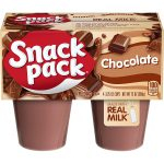 4/pk Snack Pack Pudding Cups  - <span> $9 Shipped</span> w/Coupon