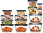 28pc Rubbermaid Premier Food Container - <span> $30 Shipped</span>
