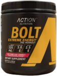 Action Nutrition Bolt Extreme Energy - <span> $9.99 Shipped </span>