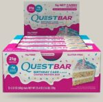 12/pk Quest  Bars Birthday Cake – <span> $17.6 </span> W/Coupon