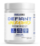 MuscleForce Defiant Unleashed Pre Workout <SPAN> 20% OFF </SPAN>