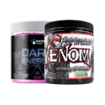 Dark Energy + Venom Stack <span>$64.99</SPAN> ($25 Savings)