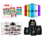 GHOST + Axe & Sledge + 3D + JYM <SPAN>25% OFF + $20 OFF</SPAN>
