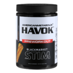 Blackmarket Labs + American Metabolix Havok X STIM- <span> $19EA </span> w/Suppz coupon