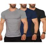 3/pk COOFANDYCompression Muscle Shirts -  <Span>$25.99 Shipped</span> w/Coupon