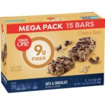 15ct Fiber One Oats and Chocolate Bar - <span> $4.9 Shipped</span> W/Coupon