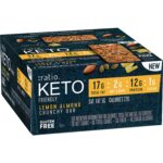 12/pk :ratio KETO friendly Protein Bar - <span> $15 Shipped</span> w/Coupon