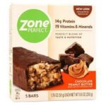 12/pk Zone Perfect Nutrition Bar - <span> $7</span>