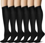 6/pk CAMBIVO Compression Socks - <span> $10 Shipped</span> w/Coupon