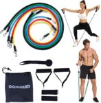COSGUARD Resistance Bands Set - <span> $12 Shipped!</span>