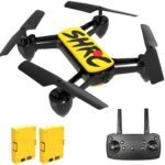 HR Quadcopter Drone - <span> $37 Shipped </span> w/ 2 coupons