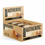 12/pk Authentic High Protein Bar - <span> $9.99 Shipped</span>