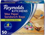 50-Ct Reynolds Sandwich Bags - <span> $2.99 Shipped </span> w/Coupon