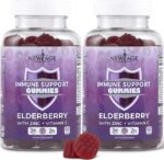New Age Immune System Gummies - <span> $15.99 Shipped </span>