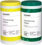 2/pk Solimo Disinfecting Wipes -  <span> $6.99</span>