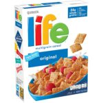 3/pk Quaker Life Breakfast Cereal -  <span> $5 Shipped </span> w/Coupon