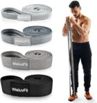 4/pk WeluvFit Resistance Bands - <span> $12 Shipped </span> w/2 Coupons