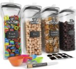 Chef's Path Cereal Container Set - <span>$21 Shipped</span>