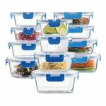 24pc FineDine Glass Containers Set -  <span> $33 Shipped</span>