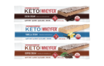 10/PK Convenient Keto Wheyfer Bars – <span>$11</span> w/Coupon
