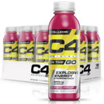 12/pk Cellucor C4 On The Go - <span> $11.99</Span>