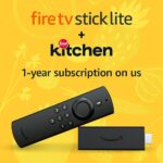 Introducing Fire TV Stick Lite with Alexa Voice Remote Lite - <span> $19.99 Shipped</span>