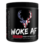 Woke AF Pre Workout <SPAN> 20% OFF