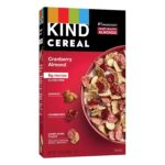 4/pk KIND Breakfast Cereal - <span>$17 Shipped</span> w/Coupon
