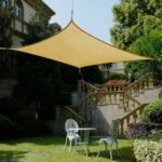 BELLE DURA Sun Shade Sail Canopy - <span> $27 Shipped</span> w/Coupon